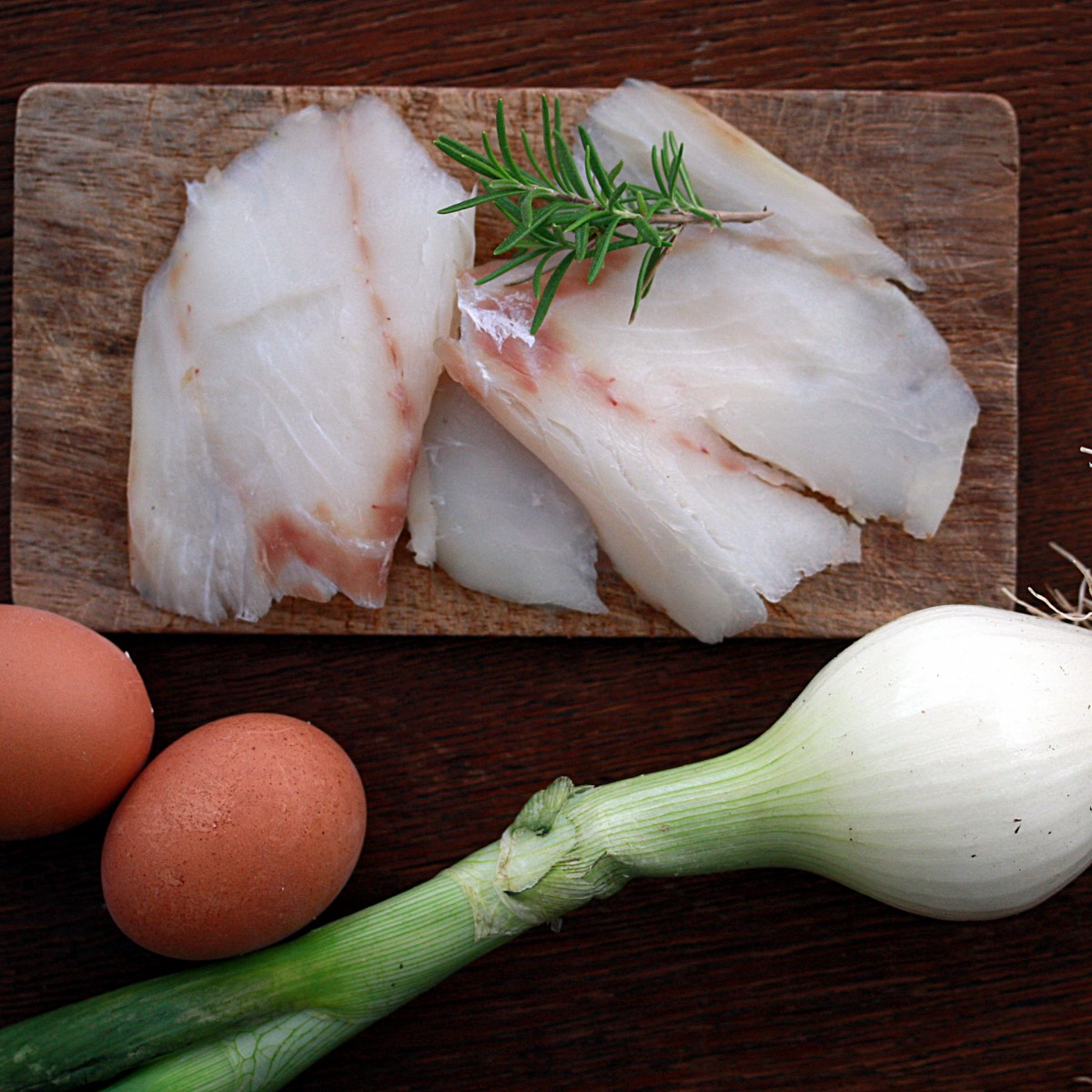 ingredients of bacalao salat